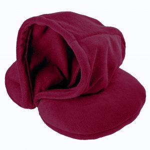 Подушка DRÖM для путешествий Бордовый (13004)