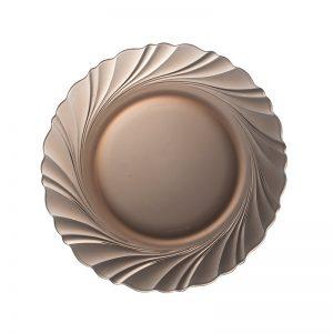 Тарелка обеденная Duralex Beau Rivage Creole круглая 23.5 см (3001CF06)