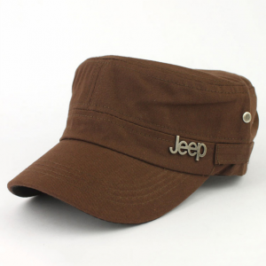 Кепка Jeep Classic 55-61 см коричневая (333335)