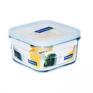 Пищевой контейнер квадратный Glasslock 490 мл (MCSB-049)