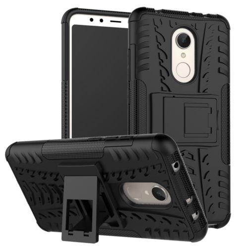 Чехол Aco для Xiaomi Redmi 5 Plus противоударный бампер Черный