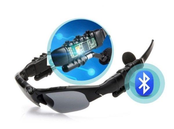Cолнцезащитные очки Sportsound VP со встроенными блютус-наушниками (333337)