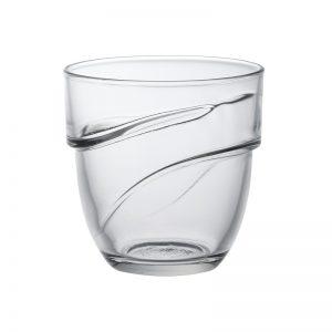 Набор низких стаканов Duralex Wave 270 мл 4 шт (1050AC04)