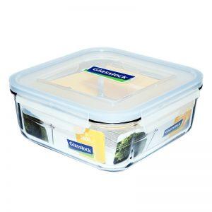 Пищевой контейнер квадратный Glasslock 2.6 л (MCSB-260)