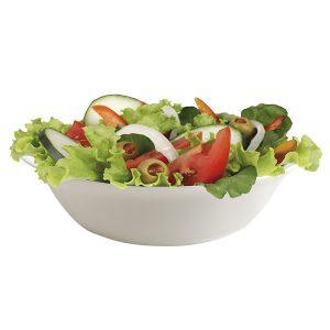Салатник круглый Cegeco Cok Elba White 23 см (160-0031)