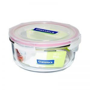 Пищевой контейнер круглый Glasslock 950 мл (MCCB-095)