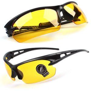 Защитные очки Taktik NP антибликовые тактические велосипедные для авто (333336)