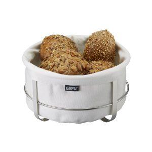 Корзина для хлеба Gefu Brunch круглая (33660)