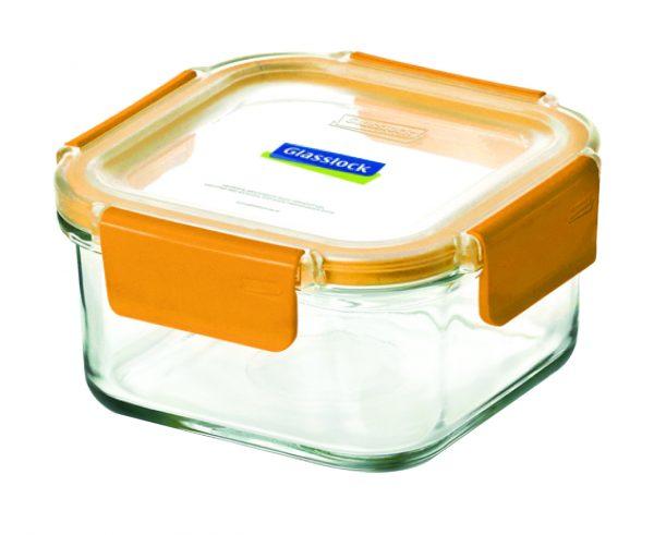 Контейнер для хранения квадратный Glasslock 1 л (MCSW-100P)