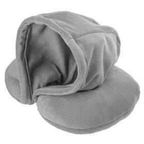 Подушка DRÖM для путешествий Светло-серый (13002)