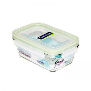 Пищевой контейнер прямоугольный Glasslock 500 мл (MCRW-045)