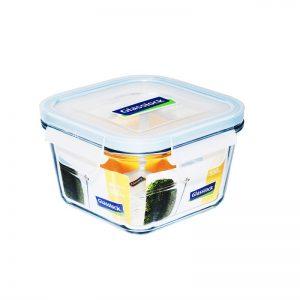 Пищевой контейнер квадратный Glasslock 500 мл (MCST-050)