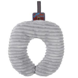 Подушка для путешествий DROM Luxury Серый (10101)