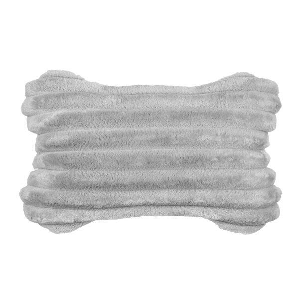 Подушка для путешествий DROM Luxury косточка для автомобиля Серый (10401)