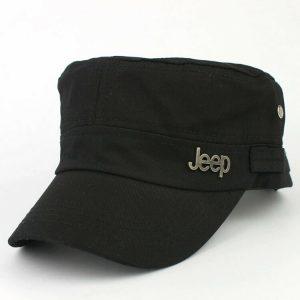 Кепка Jeep Classic черная (333340)