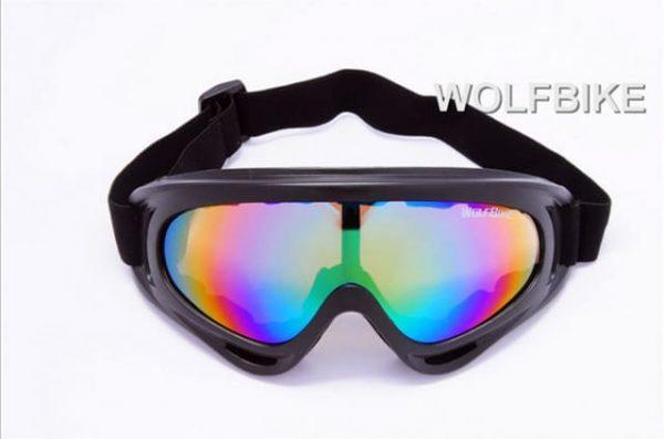 Горнолыжная маска WolfBike Base с антизапотевателем (333349)