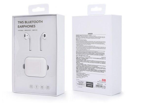 Беспроводные Bluetooth наушники MINISO K66