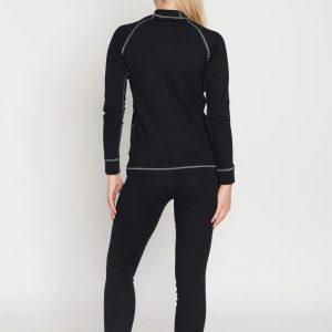 Комплект женского спортивного термобелья Radical Rock S черный