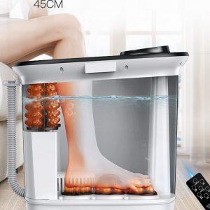 Массажная ванночка Benbo ZY-968 для ног с пузырьковым эффектом (333428А)