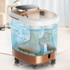 Гидромассажная ванночка для ног с массажем Benbo ZY-777