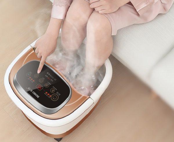 ванночка для ног с массажем цена