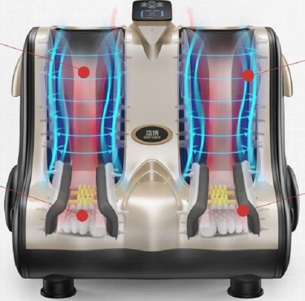 Массажер Benbo AM520 для ног
