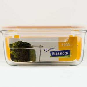 Контейнер Glasslock 1.2 л квадратный (MCSB-120)